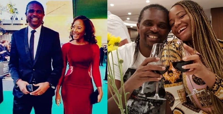 Kanu Nwankwo And His Wife, Amara Celebrate 17th Wedding Anniversary