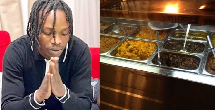 Naira Marley To Open Free Restaurant Where People Can Eat At Anytime
