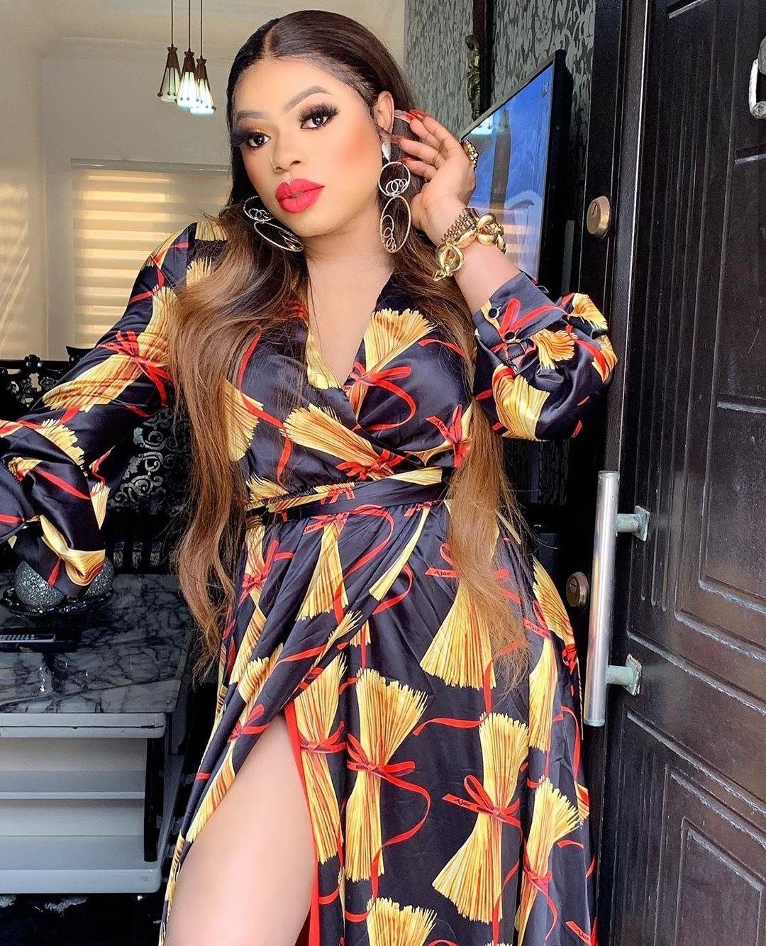 'I'm too big for that mess called Big Brother Naija' – Bobrisky brags