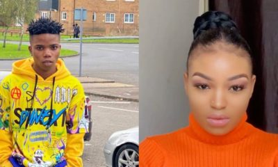 Instagram model, Coco Brown says she will like to marry Lyta while on IG live interview with actor, Somadina