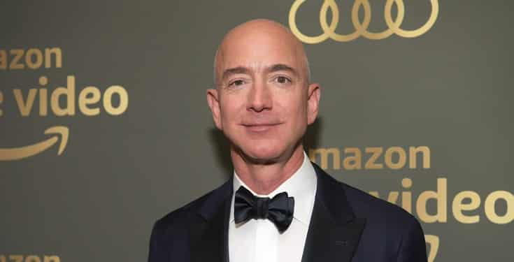 Jeff Bezos' wealth hits a new high of $172 billion as Amazon stock soars, making him richer than he was before his divorce settlement