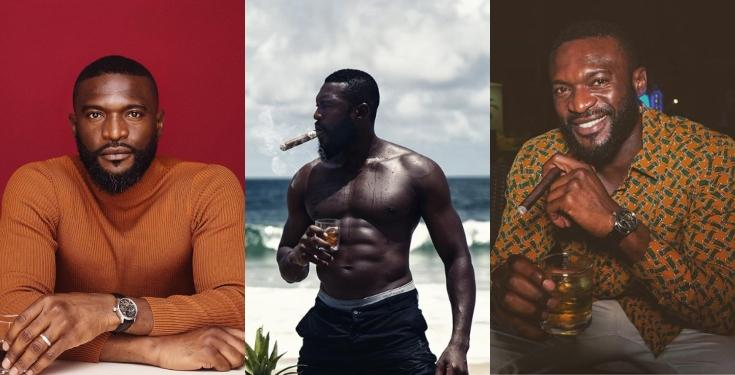 #BBNaija: Actor Kenneth Okolie allegedly behind the new ...