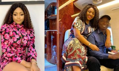 My husband knew I was pregnant but I doubted - Regina Daniels (video)