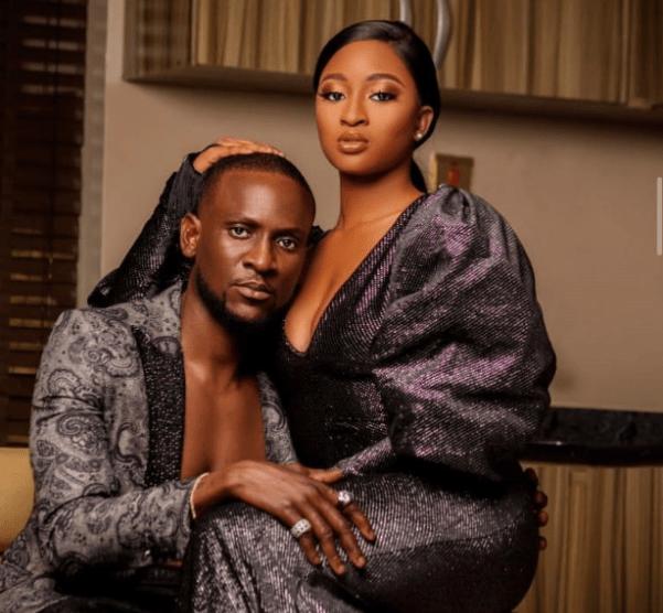 Kim and Omashola breakup