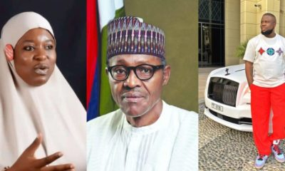 President Buhari, Hushpuppi do the same work – Aisha Yesufu alleges
