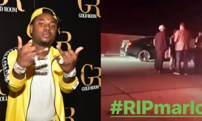 Rapper, Lil Marlo shot dead in Atlanta (video)