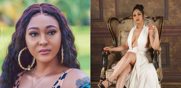 "I will still feed my man Eba if he cheats on me, he will get tired"" – Actress Rosy Meurer"