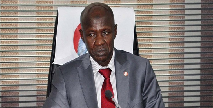 Suspended EFCC boss Ibrahim Magu writes IGP, seeks release on bail