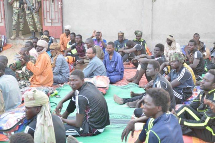 602 Repentant Boko Haram Members