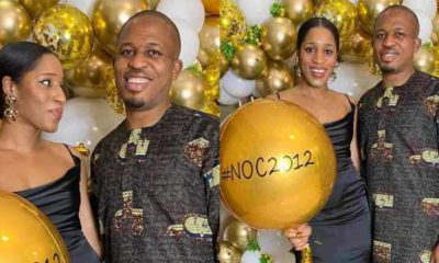 Naeto C and Wife Celebrate 8th Wedding Anniversary