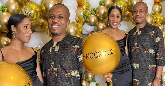 Naeto C and Wife Celebrate 8th Wedding Anniversary