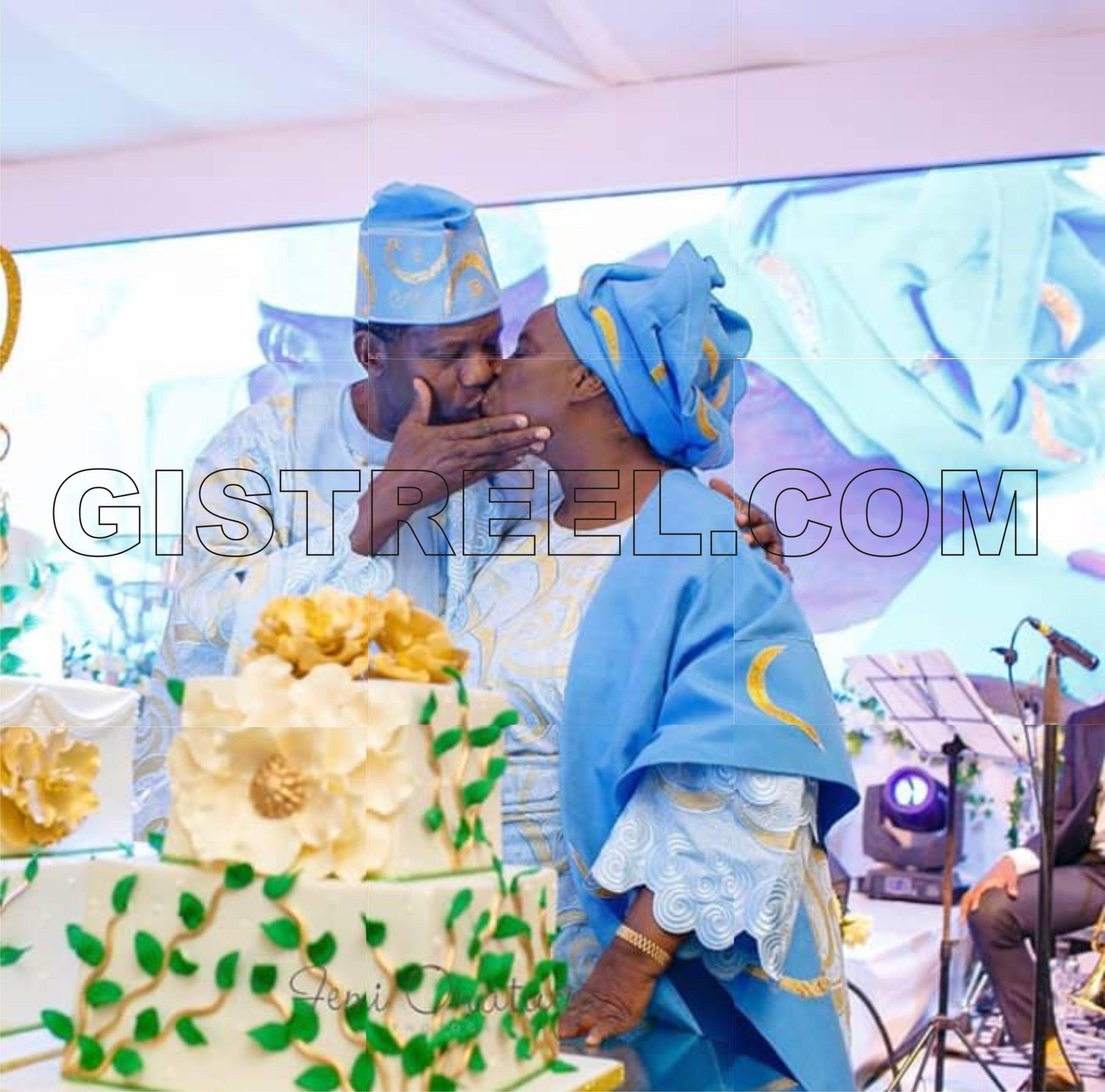 Pastor Adeboye celebrates wife