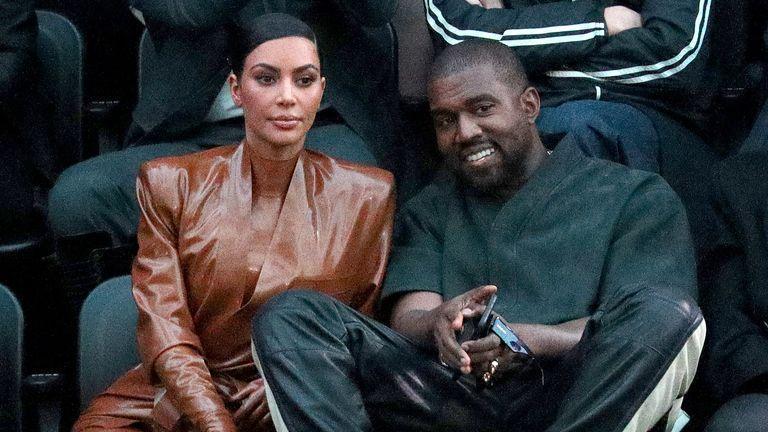 Kim speaks on Kanye's outburst