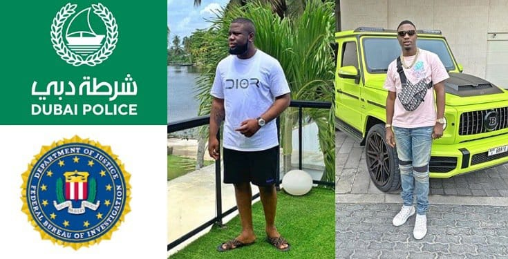 Hushpuppi And Mr. Woodberry Extradited To The US