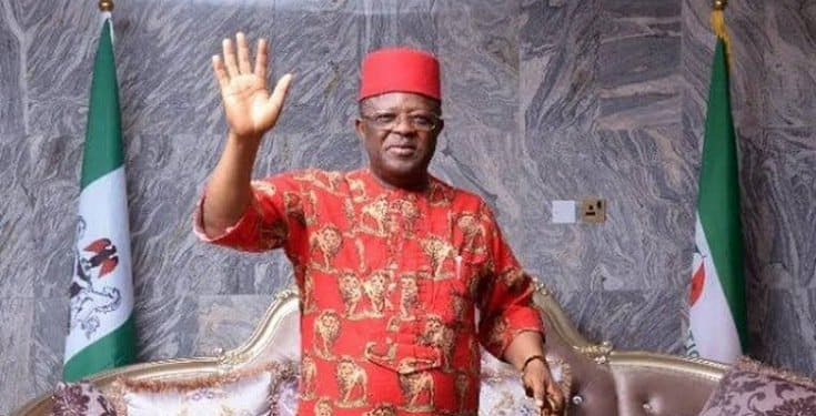 Umahi Tests Positive For Covid-19