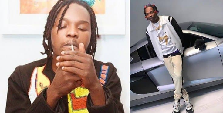 Naira Marley says degree is just a piece of paper