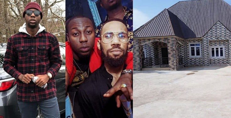 DJ Jmasta Builds New House For His Parents