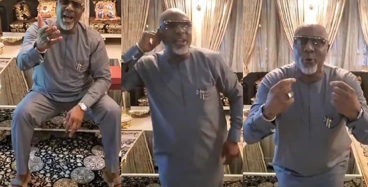 Dino Melaye releases song to mock Magu