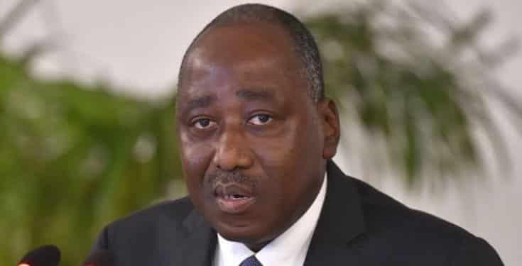 Ivory Coast Prime Minister dies