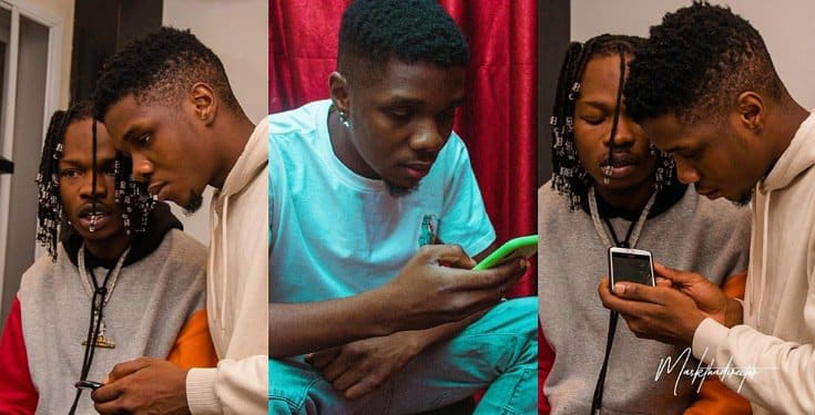 """Naira Marley Signs New Artiste """"Emo Grae"""" To His Record Label"""