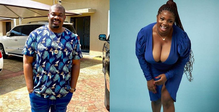 """BBNaija 2020: """"I am not a man of breast, I just like her vibes"""" – Don Jazzy speaks about Dorathy"""