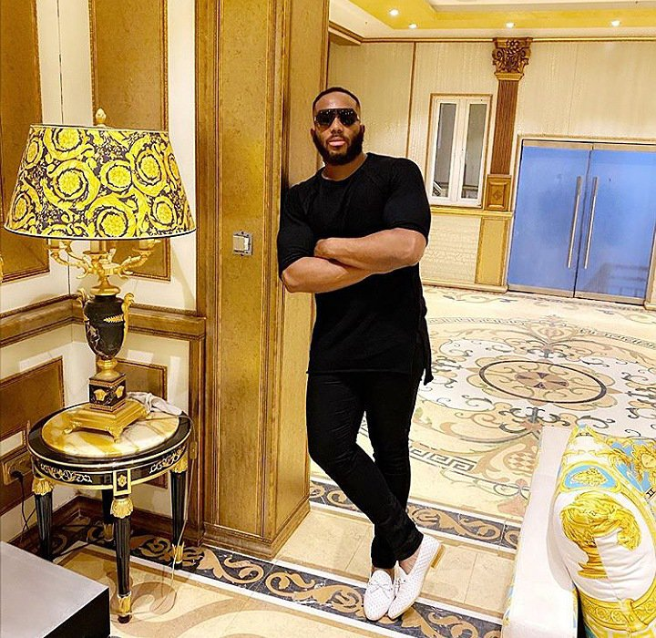 Housemate That Is A Billionaire's Son