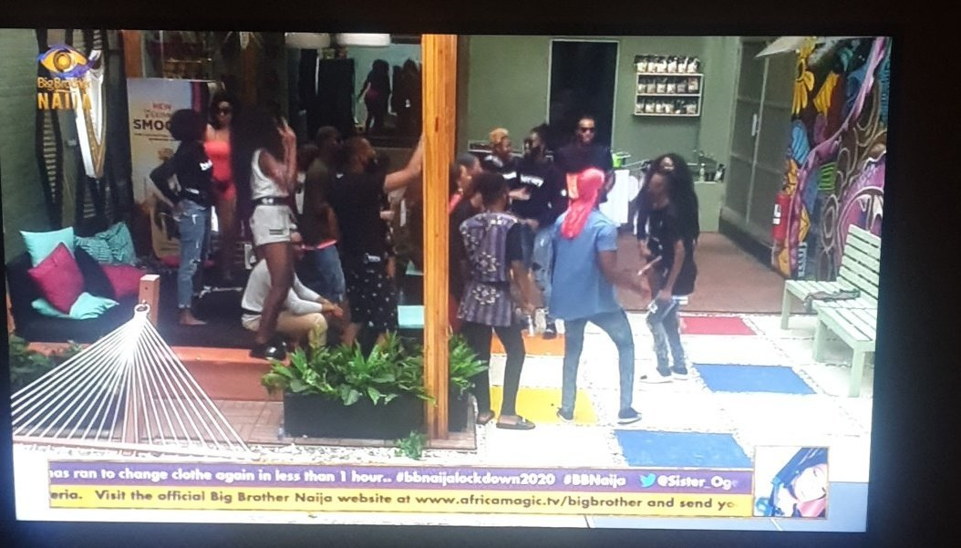 BBNaija 2020: Lockdown Housemates go gaga as Laycon's song 'Fierce' is played (Video)