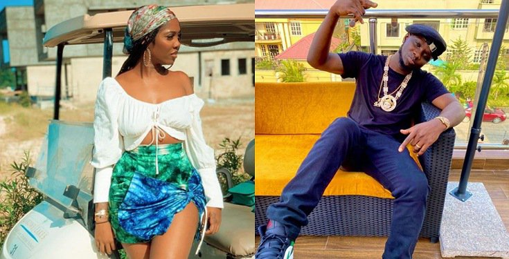 DMW crew member who Tiwa Savage is now allegedly dating after ditching Wizkid