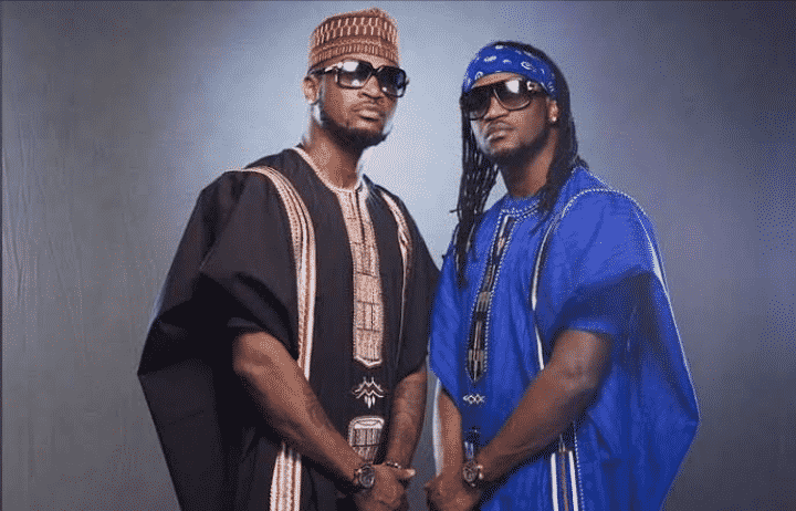 Peter Okoye puts grudges aside