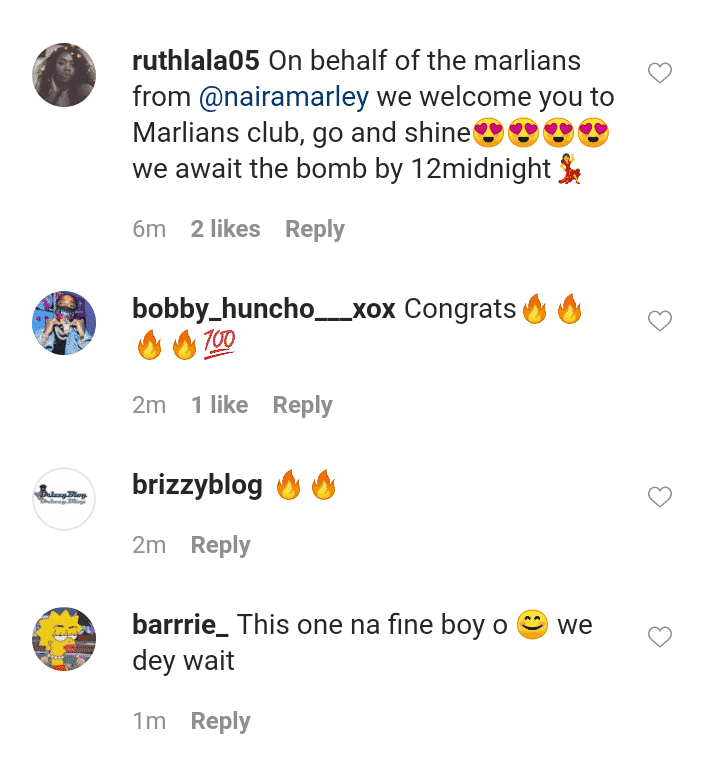 Naira Marley Signs New Artiste