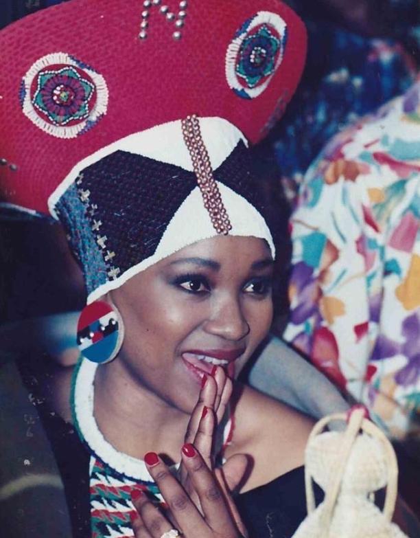 Zindzi Mandela Dies At 59