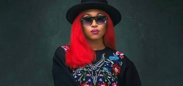 Cynthia Morgan turns gospel singer
