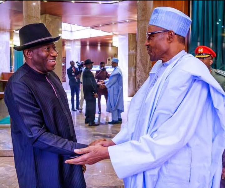 Buhari Names Railway After Goodluck