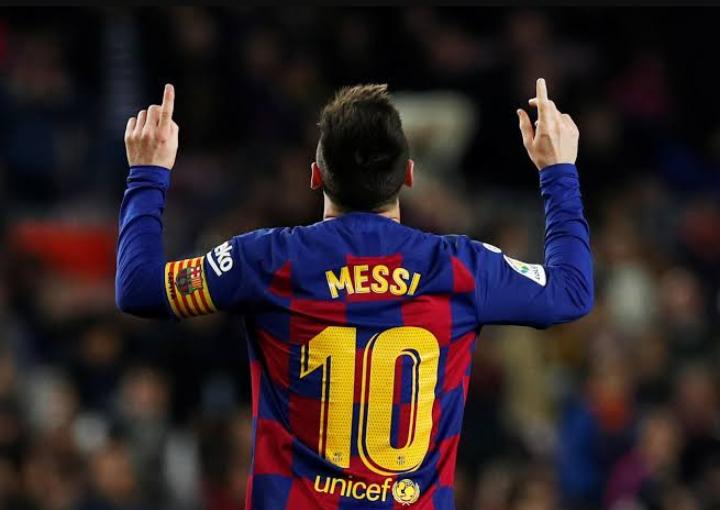 Messi emerges highest goal scorer