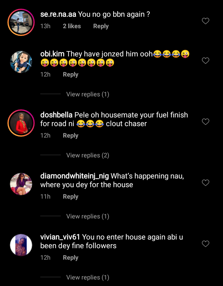 Nigerians mock Jay Boogie