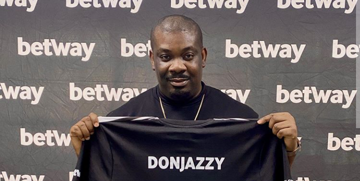 Don Jazzy routes for Dorathy