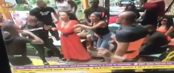 BBNaija 2020: Lockdown Housemates go gaga as Laycon's song 'Fierce' is played, BBNaija 2020: Lockdown Housemates go gaga as Laycon's song 'Fierce' is played (Video), Latest Nigeria News, Daily Devotionals & Celebrity Gossips - Chidispalace