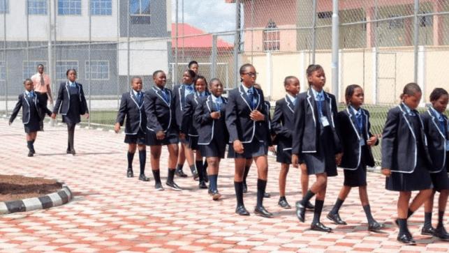 Schools reopen Nigeria