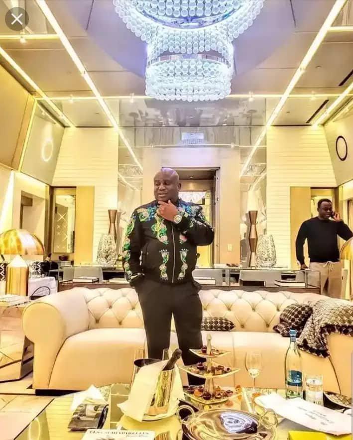 Kiddwaya's Billionaire Dad