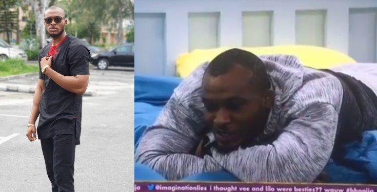 """""""I am coming to play a new game"""" – Eric tells housemates (video)"""