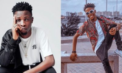 """I want to be one of the biggest artistes in Africa"" – Laycon"