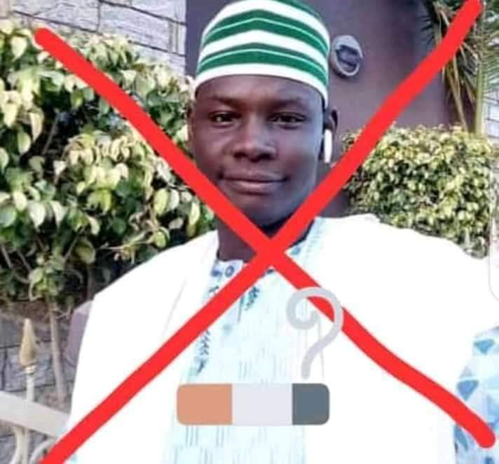 Yahaya Sharif-Aminu sentenced to death