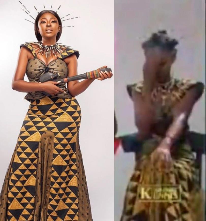 Yvonne Jegede African Queen