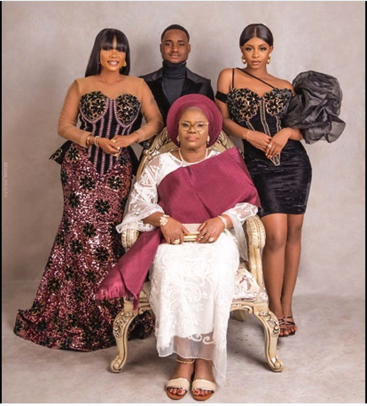 Iyabo Ojo generations photos