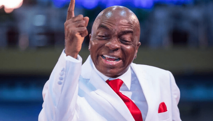 Bishop Oyedepo Covid-19