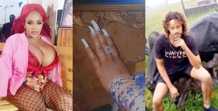 Cossy Orjiakor engaged