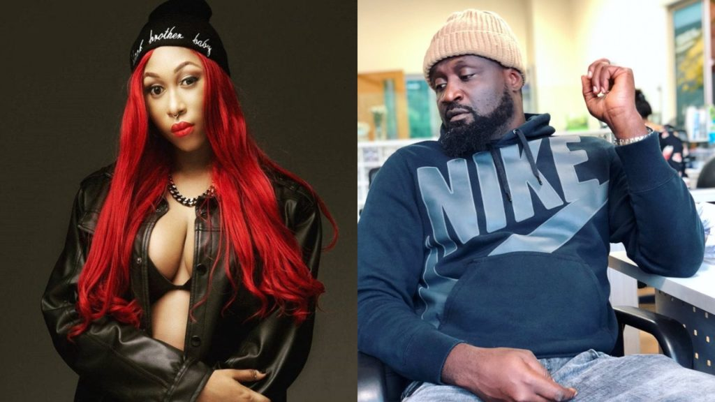 Cynthia Morgan calls out Jude Okoye