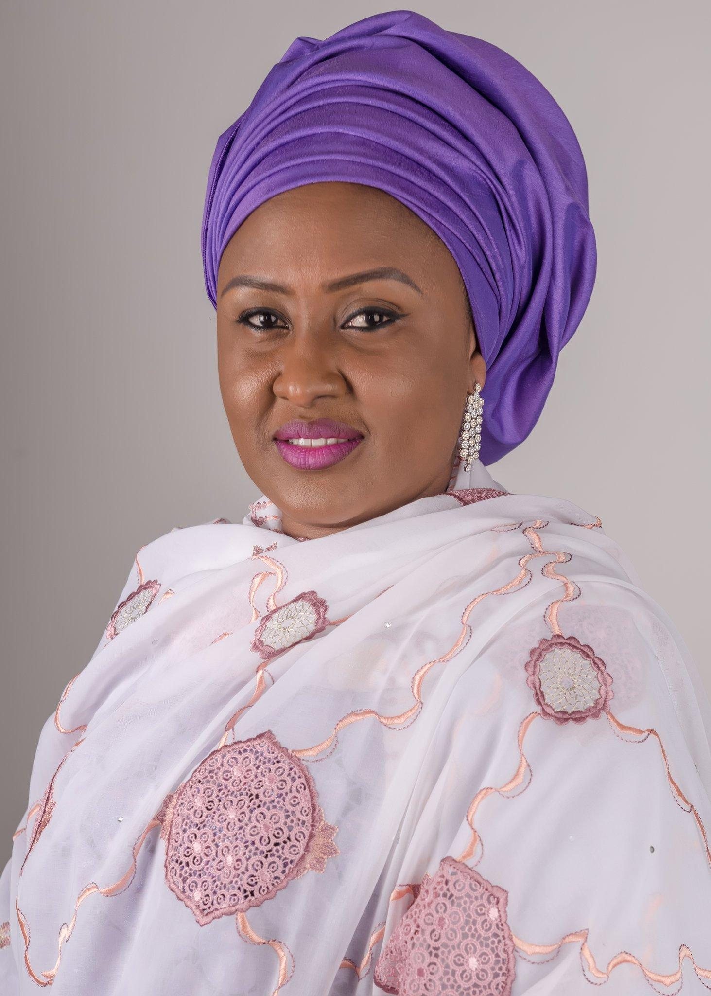 Aisha Buhari flown to Dubai for Undisclosed treatment