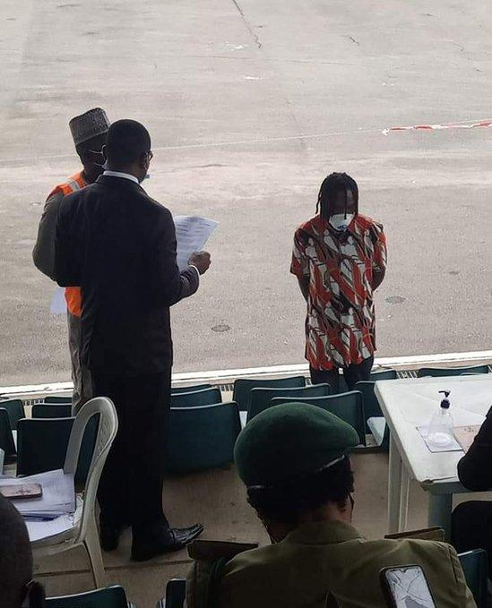 How Naira Marley was convicted, fined N200,000 + asked to apologize to the FG