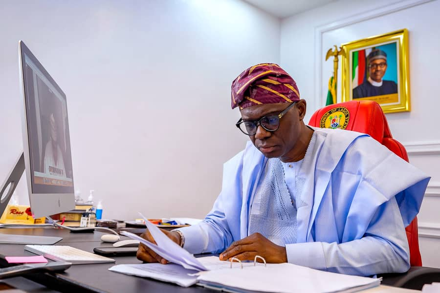 Governor Sanwo-Olu orders reopening of tertiary institutions in the state on September 14